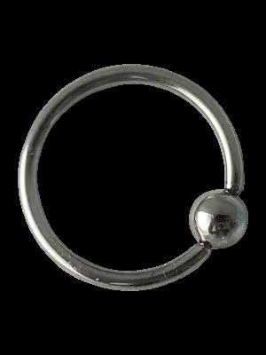 16g Titanium Captive Bead Ring